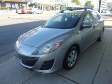 2011 Mazda 3 BL10F2 Neo Aluminium Manual Hatchback Coffs Harbour Coffs Harbour City Preview