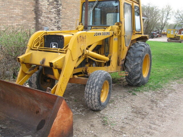 Used Tires Oshawa >> JOHN DEERE 401D Loader & 3 Point | Parts & Accessories ...