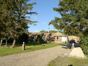 Conveniently located 3 BR expansive home in Shoal Lake MB!