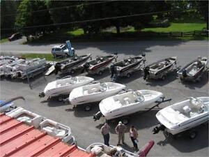 USED BOAT CLEARANCE SALE