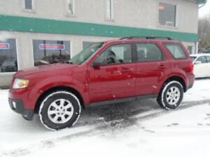 Mazda Tribute GX 4CLY 4WD 2010,Seulement 137000KM!!!!