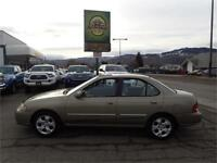 2001 Nissan Sentra XE Kamloops British Columbia Preview