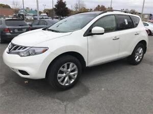 2014 Nissan Murano SV AWD TOIT OUVRANT CAMERA MAGS SEIGES CHAUFF