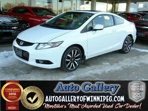 2013 Honda Civic EX-L *Lthr/Roof/Nav