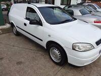 2003 Vauxhall Astravan Envoy 1.7 DTi 52 plate **LOW MILEAGE**