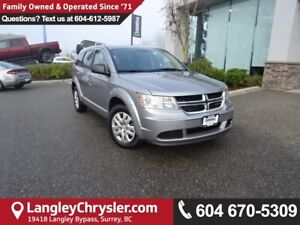 2016 Dodge Journey CVP/SE Plus *ACCIDENT FREE*ONE OWNER*LOCAL...
