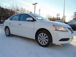 2013 NISSAN SENTRA SV One owner clean carproof