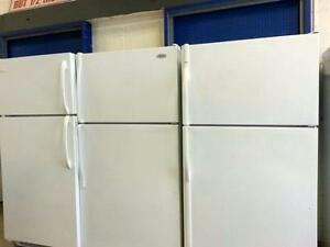 HUGE FRIDGE SALE - 16665 111 AVE - ONE YEAR WARRANTY!