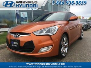 2013 Hyundai VELOSTER 6sp Tech Package Navigation Touch Screen S