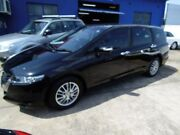 2009 Honda Odyssey 20 MY06 Upgrade Black 5 Speed Sequential Auto Wagon Five Dock Canada Bay Area Preview