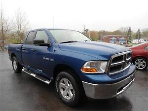 2009 DODGE RAM 1500 SLT 4X4 , LOADED , BEAUTIFUL TRUCK!