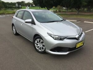 2015 Toyota Corolla ZRE182R MY15 Ascent Silver 7 Speed CVT Auto Sequential Hatchback Homebush West Strathfield Area Preview