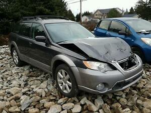 Subaru Outback 2008 Parting Out