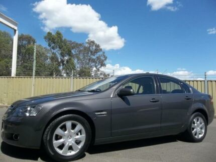 2008 Holden Berlina VE MY08 Charcoal 4 Speed Automatic Sedan