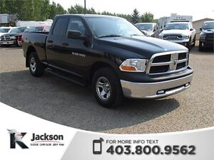 2012 Ram 1500 ST - Accident Free, Satellite Radio