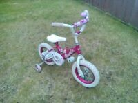 Bike for Girls (Good upto age 7 or 8)