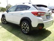 2018 Subaru XV G5X MY18 2.0i-S Lineartronic AWD White 7 Speed Constant Variable Wagon Victoria Park Victoria Park Area Preview