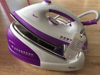 Swan Steam Generator Iron, Boxed, Never Used Unwanted Gift