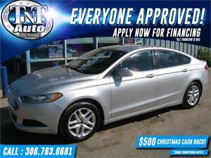 2012 Ford Fusion SEL AWD! APPLY NOW! UR APPROVED!!