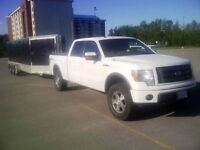 ENCLOSED TRANSPORT SERVICES - BARRIE ONTARIO