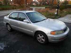 1998 Acura EL Sedan