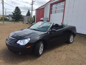 2009 Chrysler Sebring Convertible 16800KMS