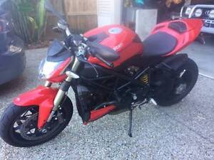 Ducati Streetfighter 1098 MY11 Red for sale Alderley Brisbane North West Preview