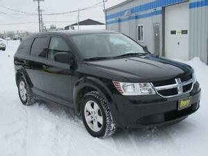 2009 DODGE JOURNEY SXT - SAFETY AND WARRANTY, $7,950