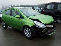 Vauxhall Corsa D 1.0 2014 For Breaking
