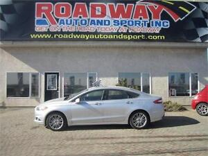 2016 Ford Fusion SE  AWD  LOADED   2.0 L  ECOBOOST