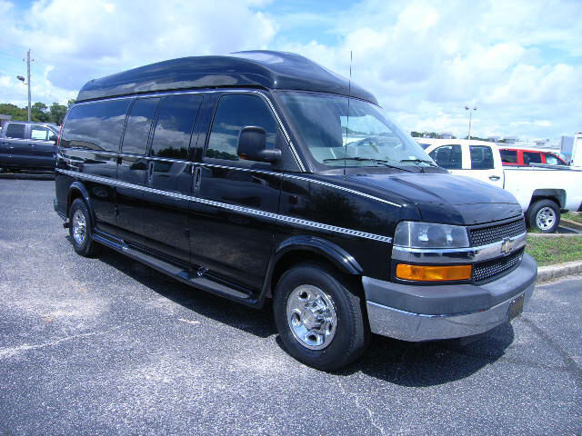 2009 Chevrolet Express For Sale Mileage: 63130