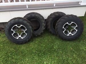ATV Radial Tires