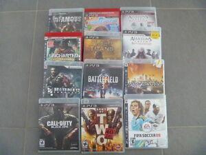 Jeux PS3 Games