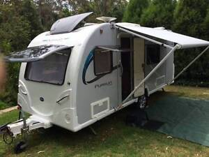 2015 Bailey Pursuit 430-4 Aussie made caravan with many extras Holgate Gosford Area Preview