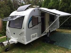 caravan stabiliser fitting instructions