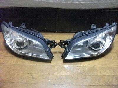JDM SUBARU Impreza WRX Sti GDB GDA GG Headlight Headlights light OEM 06-07