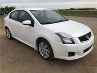 2012 Nissan Sentra SE-R We Finance and have extend Warranties