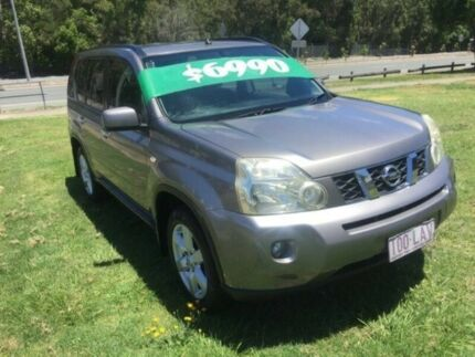 2008 Nissan X-Trail T31 ST-L (4x4) 6 Speed Manual Wagon Clontarf Redcliffe Area Preview