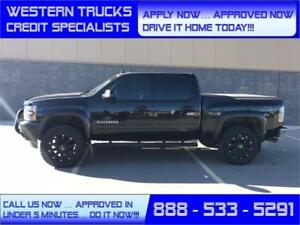 2013 Chevrolet Silverado 1500 LTZ Z71 Lifted ~ Custom ~ $278 B/W