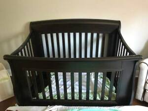 Baby Crib + extension kit