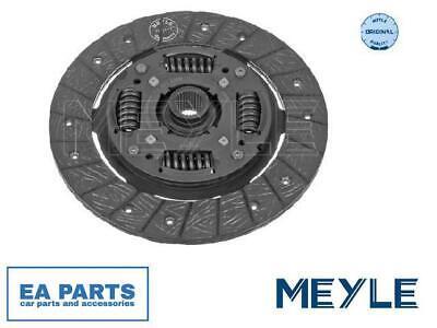 Clutch Disc for VW MEYLE 117 210 2800