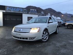 2008 Ford Taurus AWD !LEATHER/LOADED!