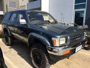 WRECKING 1991 Toyota Surf LN130 manual 4x4 diesel Manual PARTS Werribee Wyndham Area Preview