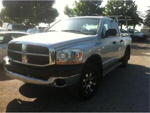 2006 Dodge ram 1500 SLT 4x4! Crew Cab, Tow Package, *ONLY 177km*