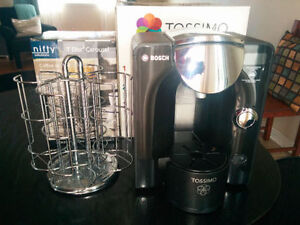Tassimo T55 Machine with Disk Carrousel