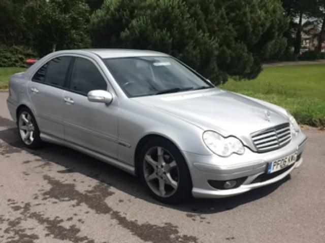2006 06 mercedes benz c class 2 1 c220 cdi sport edition for 2006 mercedes benz c class sport