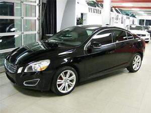 2012 Volvo S60 T6, AWD, PNEUS D'HIVER! 80$/sem 0$ COMPTANT!