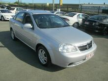 2006 Holden Viva JF Silver 4 Speed Automatic Sedan Coopers Plains Brisbane South West Preview