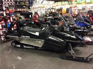 2016 Polaris Widetrack 600 IQ, Save $1000, 0% Finance $11,999