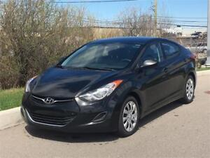 2013 Hyundai Elantra GL Auto **4.99% FINANCING AVAILABLE**